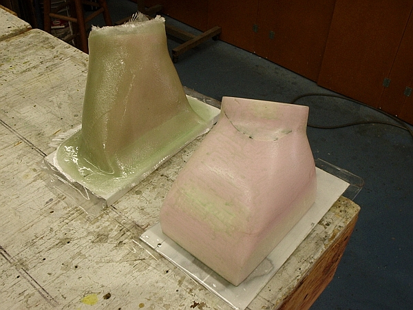 Vaf Forums Tip Small Fiberglass Parts